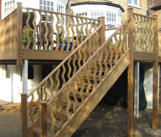Epping forest joinery for Outdoor furniture epping